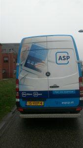 Blue wave ASP autobelettering PD-Reklame