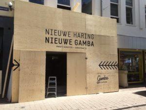 Gamba signing PD-Reklame