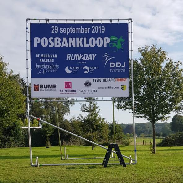 spandoek posbankloop